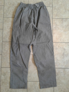 Chefs Choice Checker Pants