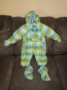 Souris Mini 6/9 Month Snow Suit