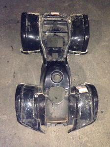 Fenders for kids Atv used one $40 new ones I have $60 St. John's Newfoundland image 1