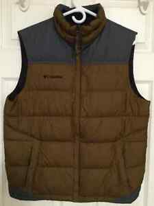 Columbia Down Filled Vest