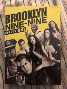 Brooklyn Nine-Nine Season 1 and 2 on DVD