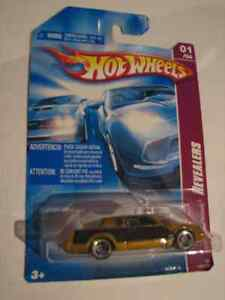 Hot Wheels #37, all in the original packages