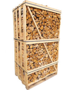BUDDY'S 128 CU/FT CRATED FIREWOOD $275 902-403-3371