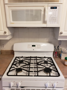 Gas stove/oven range for $245