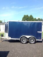 2011 Stealth Cargo Trailer (for sale or trade)