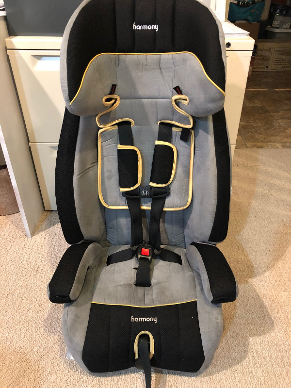 Description Harmony Defender Car Seat