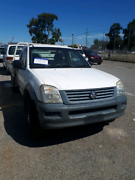 Wrecking 2006 holden rodeo Maddington Gosnells Area Preview