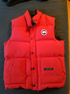 Canada Goose Freestyle Vest - Red