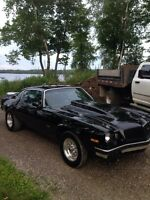 Built 1977 camaro big block