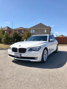 2009 BMW 7 Series 750i *SPORTS PACK, NAVI, HUD, REAR CAM, 118KM
