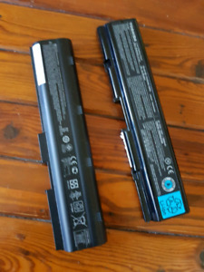 Wanted dead laptop batteries for educational purpose
