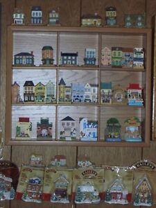 Complete set of Baileys Kitchen Collectables.