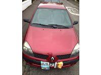 Renault Clio 3 door car for sale