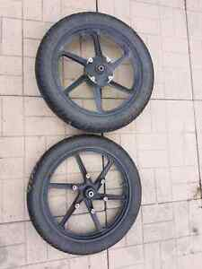 Honda cbr r rims for sale