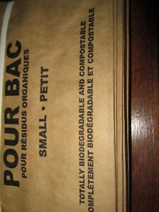Kitchen bin liners for compostables (small) Kitchener / Waterloo Kitchener Area image 7