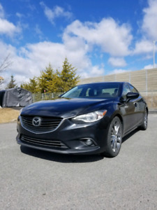 """MAZDA 6 GT 2014 GROUPE TECH,NAVI,CUIR,TOIT,MAGS 19"""" 9999$"""