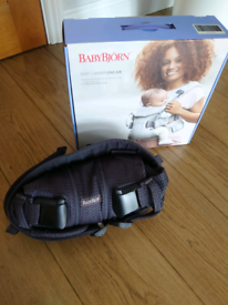 BabyBjorn Baby Carrier One Air - Grey