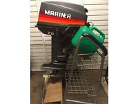 MARINER/YAMAHA 20HP OUTBOARD ENGINE