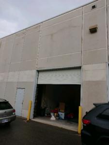 Storage / Office / Warehouse Space 22ft Delivery  Door