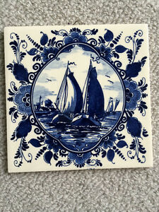 Delft Blue Tile REDUCED!!