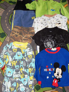 Lot of 8 items - Baby BOY clothes - 24 months old