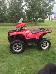 Yamaha 700 Grizzly