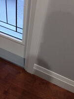 BEST PRICES FOR TRIM installation. Baseboards, Casing, all mould