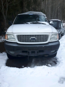 2002 Ford Expedition 4x4