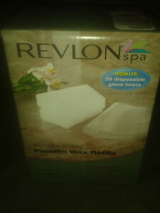 Revlon Parrafin Bath with refill package London Ontario image 1