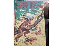 Enid Blyton - The Box Next Door
