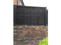 WANTED Fence panels,Posts New & Old etc