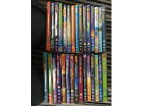 30 Scooby Doo DVD collection