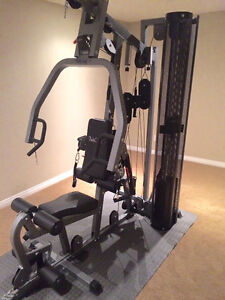 BodyCraft Home Gym