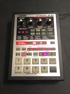 Roland Boss SP-303 Dr. Sample