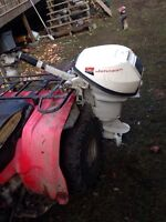Boats and outboards for sale
