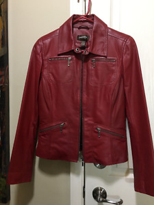 New Danier Leather Jacket