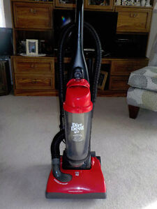 Dirt Devil Featherlite Upright Bagless Vacuum-$120 Value