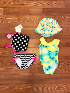3-6 month baby bathing suits