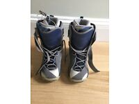 Salomon Snowboard Boots - Size 6