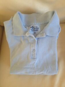 Blue old Navy -St Mary's shirt 10-12