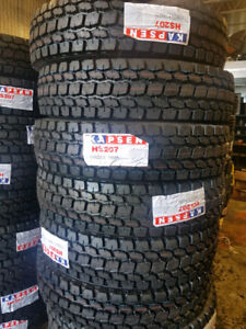 NEW KAPSEN TRUCK TIRES NO RECAPS