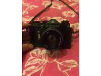ZENIT TTL camera