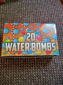 Brand new water bomb
