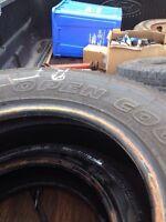 Toyo open country 245/75/16 tires