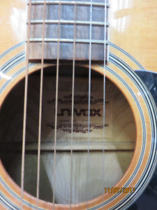 UNIVOX ACOUSTIC GUITAR ON SALE