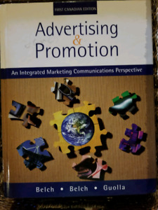 Advertising Promotion By Belch Guolla