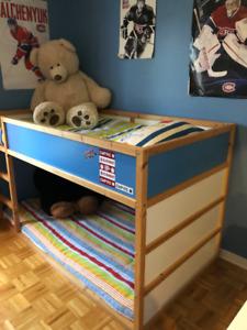 Lit Kura - Ensemble de chambre à coucher pour enfants