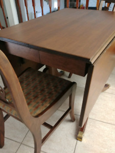 Antique Sideboard Table