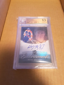 Mcdavid and Gretzky autos for sale