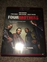 HD DVD: Four Brothers *mint condition*